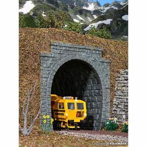 Kibri 34103 1/87 Ho Decori Ingresso Da Tunnel 1 Binario H0