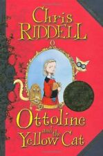 Ottoline and the Yellow Cat,Chris Riddell