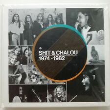 Shit & Chalou (Shit & Chanel) 1974 - 1982 / Sony 5 CD set 886919477825 SEALED