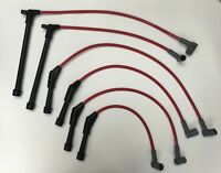 Xterra QX4 3.3L 97-04 8.5 mm Red High Performance Spark Plug Wire Set 28200R
