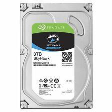 Seagate SkyHawk 3TB, ST3000VX010, interne Festplatte 3,5 Zoll 64 MB Cache SATA3