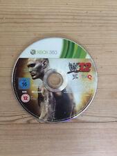 Wwe'12 para Xbox 360 * * disco solamente