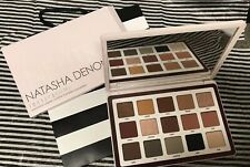 AUTHENTIC NATASHA DENONA BIBA ALL NEUTRAL EYESHADOW PALETTE 💯Authentic NIB