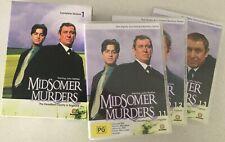 MIDSOMER MURDERS Complete Season 1 Box Set DVD All Regions