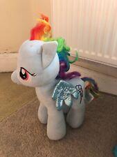 Build A Bear 'Rainbow Dash' Pony Toy