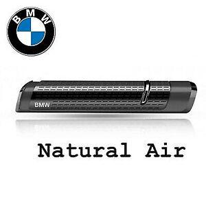 BMW Air Freshener 'Natural Air' Starter KIT+ 1Xsticks Genuine accessories Italy