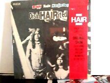 Hair Lp STILL SEALED 1970 Ragni Rado Macdermot Disinhaireited