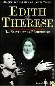 Edith et Thérèse : La Sainte et la Pécheresse | Très bon état