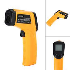 Infrared Thermometer Non Contact Digital Laser Infrared Temperature Gun Ue