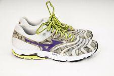 Mizuno Women's Wave Sayonara Running Shoes Sz US 7W Sneakers 410536-006B White
