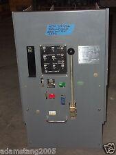 Westinghouse Ds-632 3200 Amp Frame Trip Lsig Ac Air Power Circuit Breaker