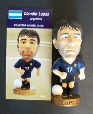 Prostars Argentina (a) Lopez, cg195 Club Gold Suelto Con Tarjeta LWC