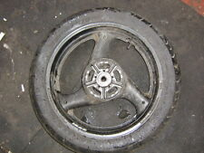 SUZUKI GS500 REAR WHEEL