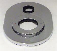 DORF PEARL DIVERTER MIXER WALL PLATE - CHROME SP7144.04 - WELS (Caroma)