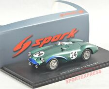 NEUF 1/43 Spark S2421 Aston Martin DB3 S, 24hrs Du Mans 1955, #24