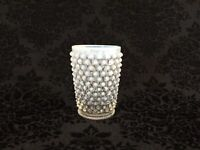 Fenton Hobnail French Opalescent Glass #3949 8 Ounce Water Tumbler