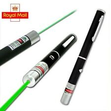 Green Laser Pointer Pen Beam Light  532nW Professional Lazer High Power Powerful