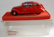RARE KIT RESINE DUBRAY MADE IN FRANCE PEUGEOT 402 B 1938 POMPIERS LYON 1/43 BOX