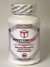 1 T-Factor Men,testosterone, yohime, tribulus, muscle,testosterona, livido, maca