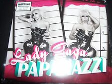 Lady Gaga Paparazzi Rare Australian CD Single – Like New