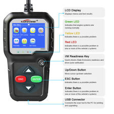 OBD2 Car Code Reader Auto OBDII Scanner Diagnostic Engine Fault Scan Tool KW680