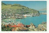 Lyttelton New Zealand 6 x 4 Postcard 247c