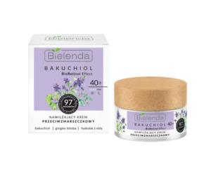 Bielenda Bakuchiol BioRetinol Effect Anti-wrinkle Day Night Face Cream 40+ 50ml
