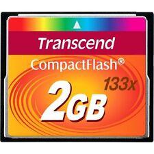 Transcend 2 GB CompactFlash I Speicherkarte