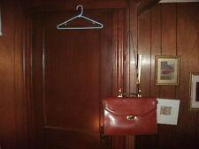 ALESSANDRO VENANZI LEATHER ATTACHE' cordovan with combo lock style #9961 NEW
