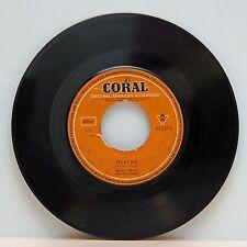 """Buddy Holly      Peggy Sue  /  Oh Boy      Coral  NC  93251      7""""      VG  # A"""