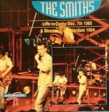 THE SMITHS(morrissey)- DERBY UK 1983AMSTERDAM 1984