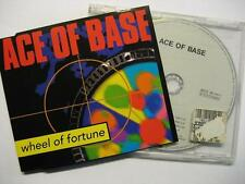 """ACE OF BASE """"WHEEL OF FORTUNE"""" - MAXI CD"""