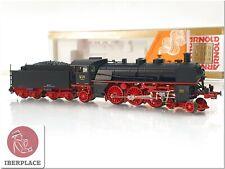 N 1:160 escala locomotive locomotora trenes Arnold 71002 Club BR 18 con humo <