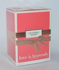 VICTORIA'S SECRET LOVE IS HEAVENLY EAU DE PARFUM PERFUME BODY SPRAY MIST 1.7 OZ