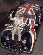 """Screaming Lord Sutch 10"""" x 8"""" Photograph no 5"""