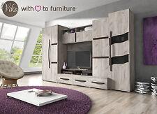 Livingroom set TV Unit  wardrobe SAN MARINO Meblościanka FREE DELIVERY