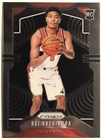 2019-20 Panini Prizm Rui Hachimura Base Rookie Card RC #255 Washington Wizards