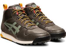 Asics Onitsuka Tiger Horizonia MT Hi-Top Mid Sneakers Boots Olive Brown 40.5