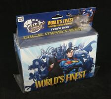 "NECA wizkids DC Comics ""Justice League"" dice masters team box NEW"