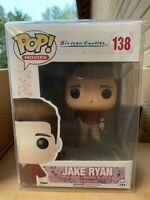 FUNKO POP! Jake Ryan Sixteen Candles *Vaulted *NEW *Rare *Protector