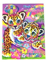 Lisa Frank Fun With Friends Giant Coloring and Activity Book for Kids