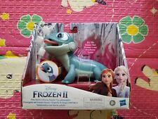 """New Disney FROZEN 2 """"Fire Spirit's Snowy Snack Salamander Toy"""" Lights Up BRUNI"""