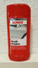 Sonax Metallic Hochglanz 317200 03172000 Pflege Farbauffrischung Carnauba-Wachs