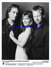 KIN SHRINER, LYNN HERRING, JON LINDSTROM Terrific Original TV Photo PORT CHARLES