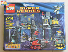 *NEW* LEGO Batman The Bat Cave Set 6860 - Batman Bruce Wayne Robin Poison Ivy