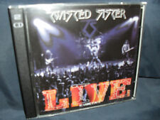 Twisted Sister – Live At Hammersmith -2CDs