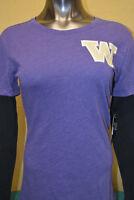 Nike Womens NCAA Washington Huskies Shirt NWT $36 M, L