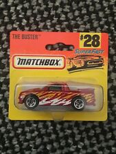 Matchbox 1-75 Super Fast series #28 The Buster