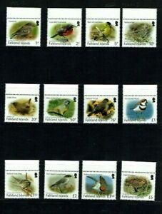 Falkland Islands: 2017, Small Birds, definitive set,  MNH