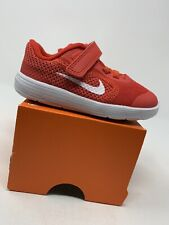 TODDLER BOYS: Nike Revolution 3 Shoes, Red - Size 8C 819415-601